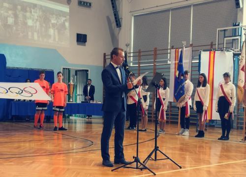 Inauguracja Roku Sportowego wpowiecie bielskim 2018